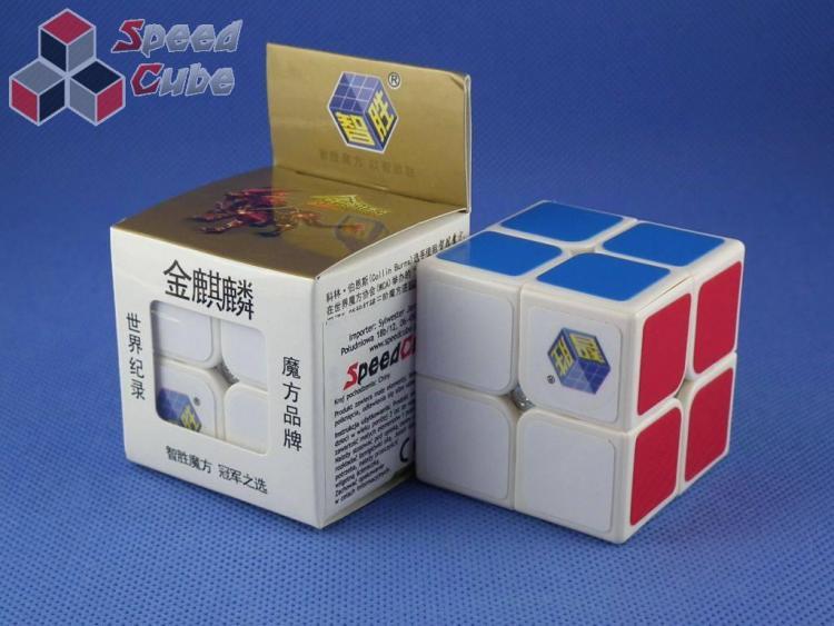 ZhiSheng YuXin 2x2x2 YuXin Fire Biała