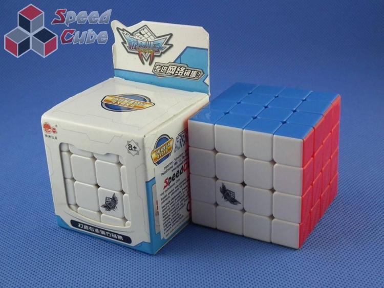 Cyclone Boys 4x4x4 XuanG4 / FeiYue Biała