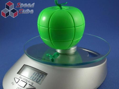 YJ 3x3x3 Apple Cube Zielone