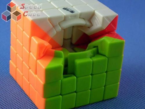QiYi 5x5x5 MoFangGe AoHu (Pride Tiger) Kolor PiNK Light