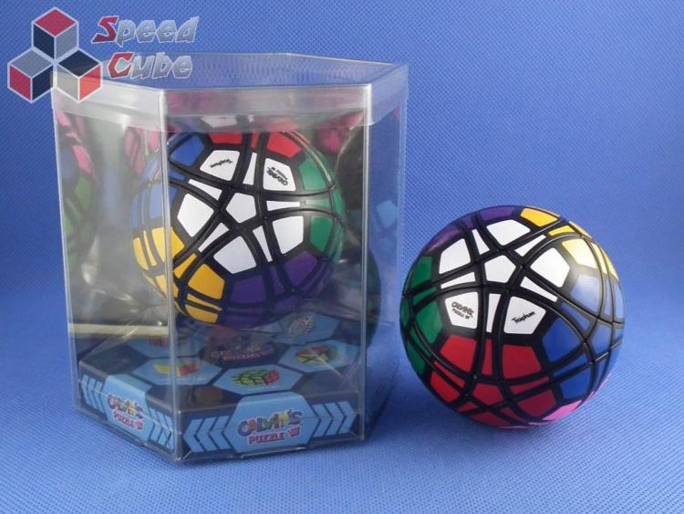Calvin's Traiphum Megaminx Ball 12 Black