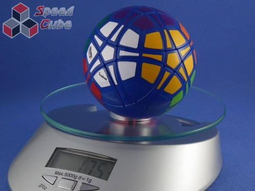 Calvin's Traiphum Megaminx Ball 12 Blue