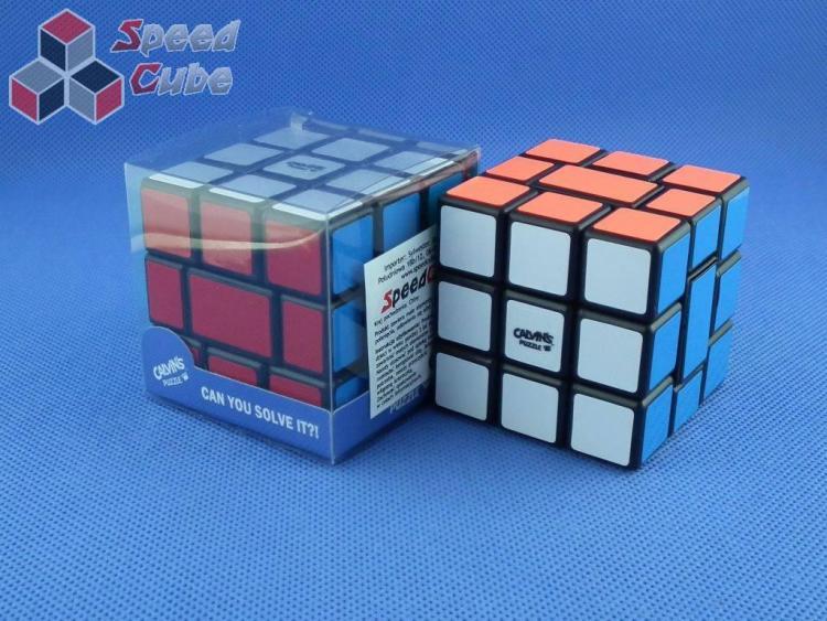 Calvin's 3x3x3 FIsher Wall v2 Czarna