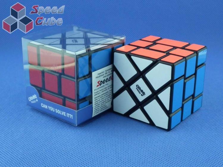 Calvin's 3x3x3 FIsher Wall v1 Czarna