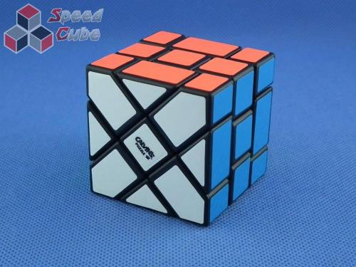 Calvin's 3x3x3 FIsher Wall v1 Czarna