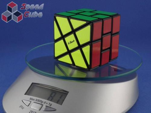 Calvin's 3x3x3 Windmil v1 Czarna