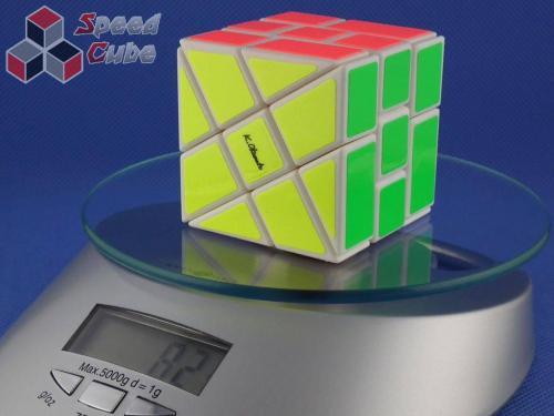 Calvin's 3x3x3 Windmil v1 Biała