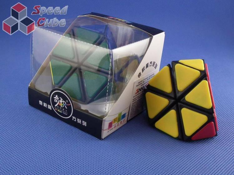 QJ Hexagon Magic talie Black