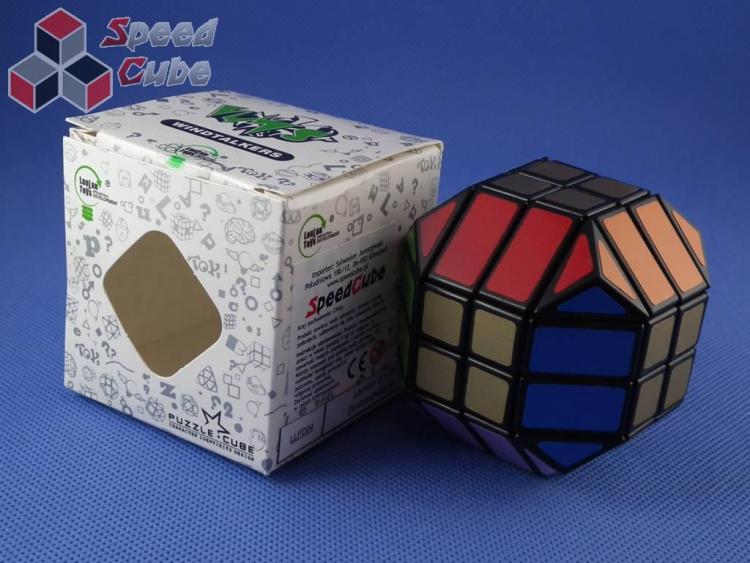 Lanlan 4x4 Dodecahedron Black