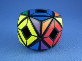 Rounded Hollow Skewb I Czarna