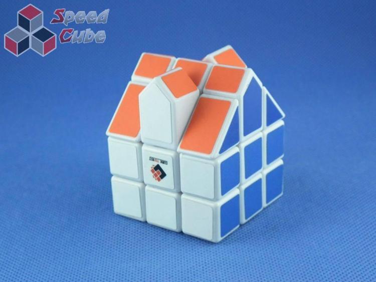 Cube Twist 3x3x3 Bermuda House III Biała