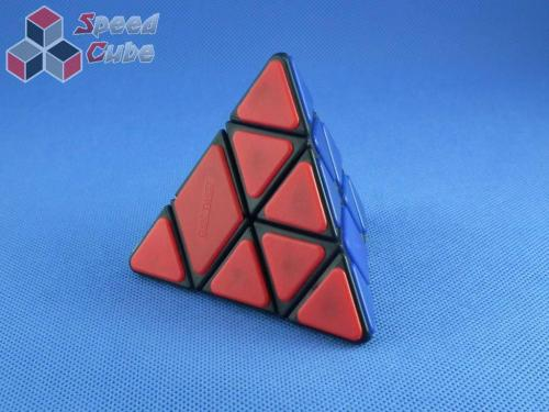 Cube Twist Pyraminx Bandaged Czarna