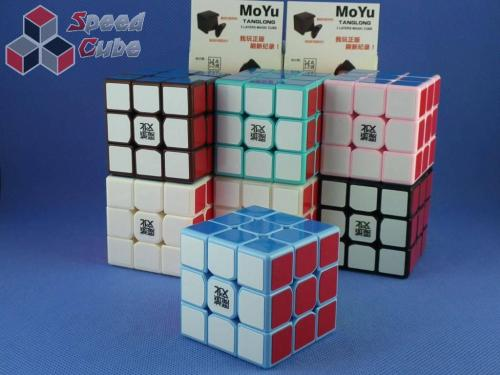 MoYu TangLong 3x3x3 Black