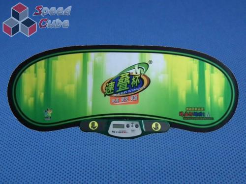 QJ Timer v1 Zielony Transparentny