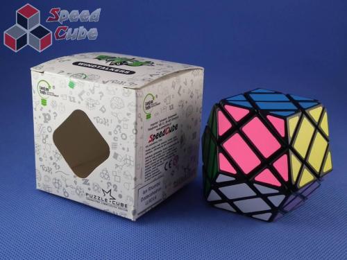 LanLan Kostka LanLan Rhombic Dodecahedron Czarny