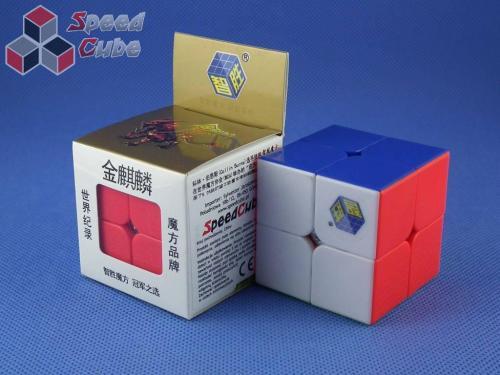 ZhiSheng YuXin 2x2x2 YuXin Fire Kolorowa