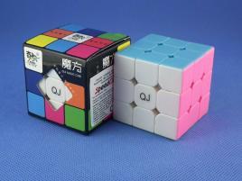 QJ 3x3x3 Candy PiNK Kolorowa