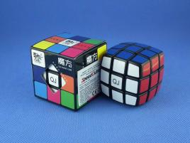 QJ 3x3x3 Round Czarna