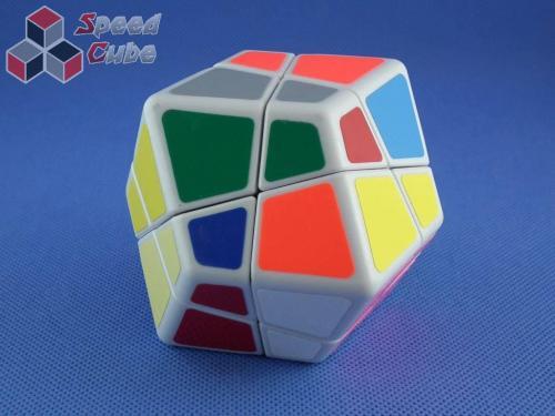 QJ Stone Dodecahedron Biała
