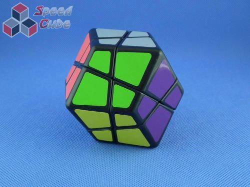 QJ Stone Dodecahedron Czarna