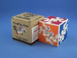 LeFun Gear Cube Shift 2x2x2 Biała