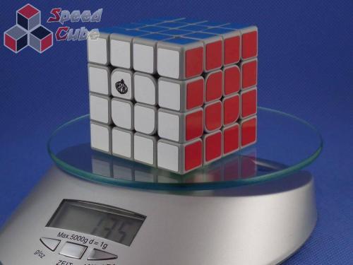 MoYu Cong's Design MeiYu 4x4x4 Szara