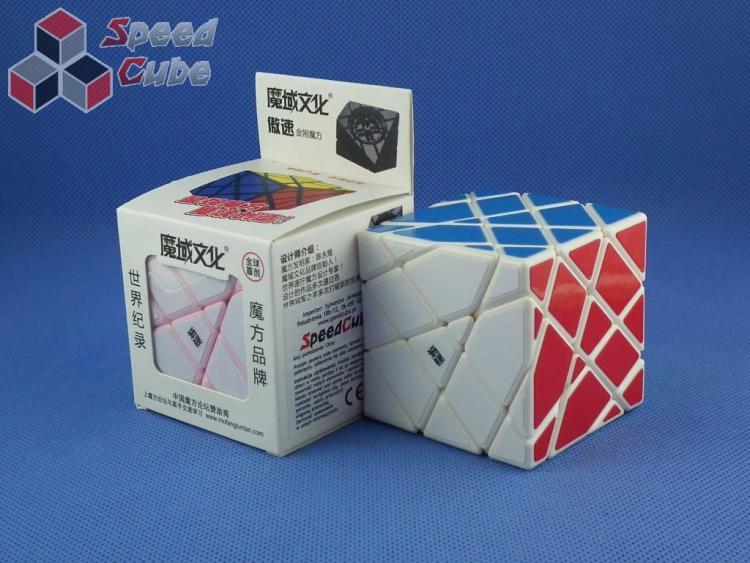 MoYu AoSu King Kong 4x4x4 Biała