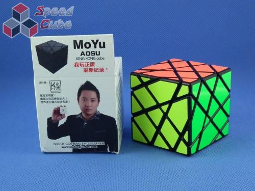 MoYu AoSu King Kong 4x4x4 Czarna