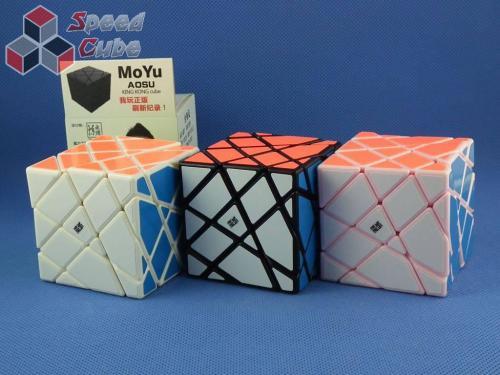 MoYu AoSu King Kong 4x4x4 Różowa