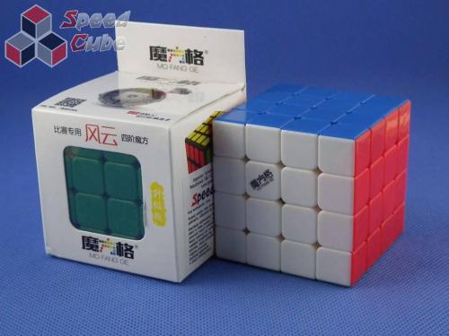 QiYi 4x4x4 MoFangGe Wind Standard kolor