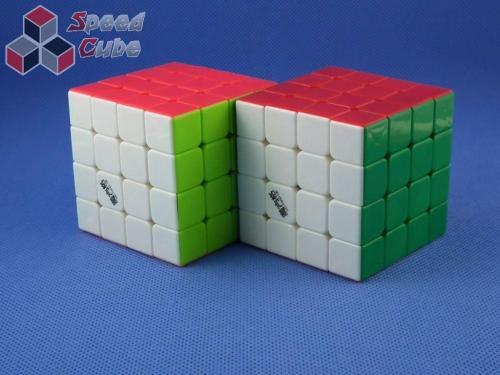 QiYi 4x4x4 MoFangGe Wind Bright Kolor