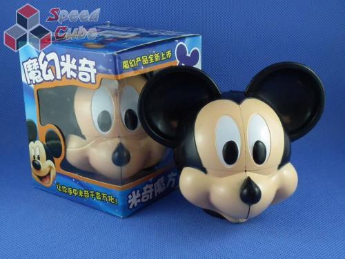 LinGao Mickey Mouse 2x2x2 Niebieski BOX