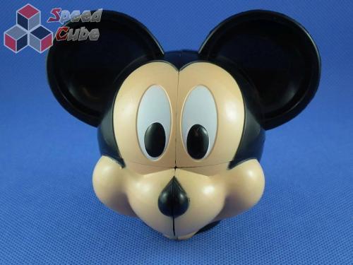 LinGao Mickey Mouse 2x2x2 Czerwony BOX