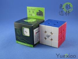 MoYu GuoGuan Yuexiao 3x3x3 Kolorowa