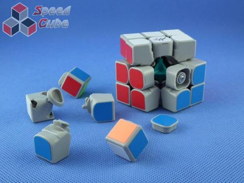 MoYu GuoGuan Yuexiao 3x3x3 Grey
