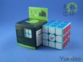 MoYu GuoGuan Yuexiao 3x3x3 Cyan