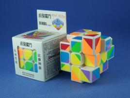 YongJun Unequal / Inequilateral 3x3x3 White