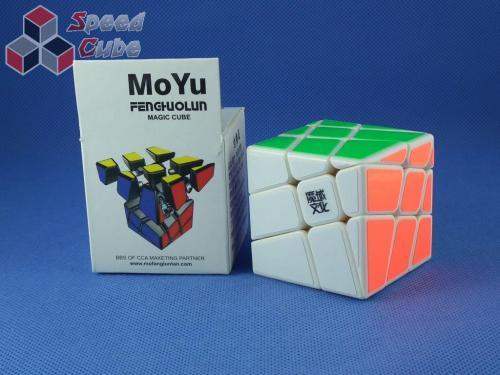 MoYu Crazy FengHuoLun Biała