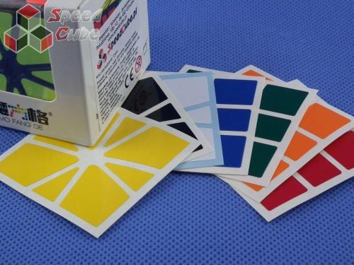 Naklejki Square-1 SQ-1 Halczuk Stickers QiYi Normal