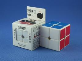 YongJun GuanPo 2x2x2 Biała