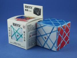 MoYu AoSu King Kong 4x4x4 Niebieska