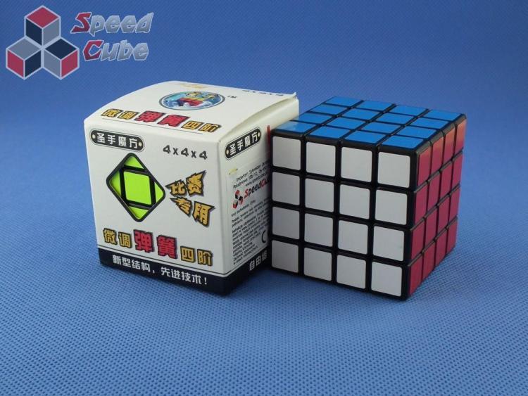 ShengShou 4x4x4 v5 Czarna