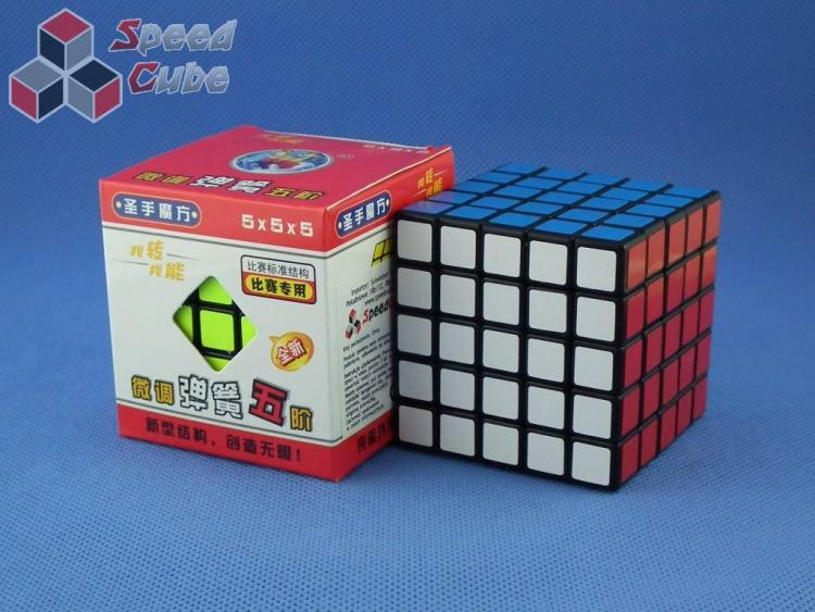 ShengShou 5x5x5 Czarna