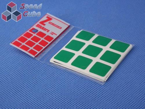 Naklejki 3x3x3 Z-Stickers Normal 57 mm