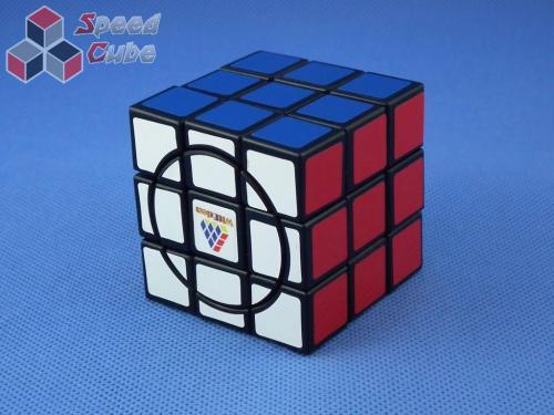 WitEden 3x3x3 Super 57 mm Czarna