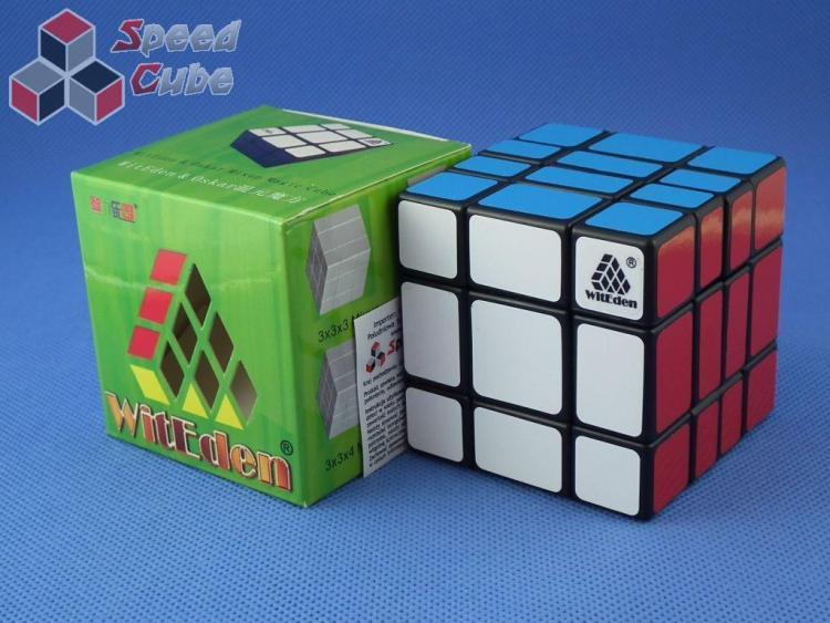 WitEden 3x3x4 Mixup Czarna