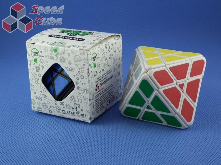 LanLan Diamond Octahedron Biały