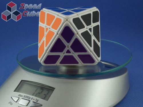 LanLan Diamond Octahedron Biała