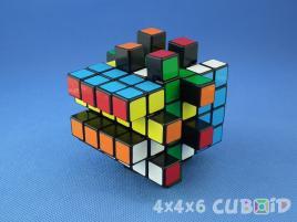 Calvin's TomZ 4x4x6 Cuboid Czarna