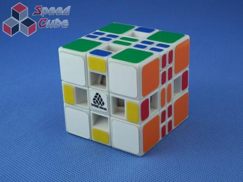WitEden Camouflage 3x3x4 Czarna